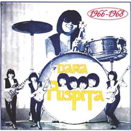 Dara Puspita 1966-1968