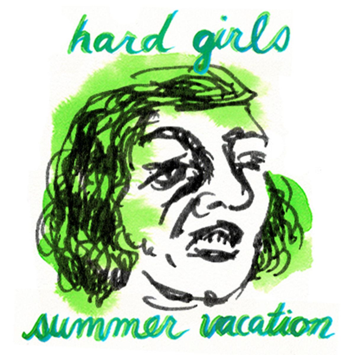 HARD GIRLS / SUMMER VACATION SPLIT 7