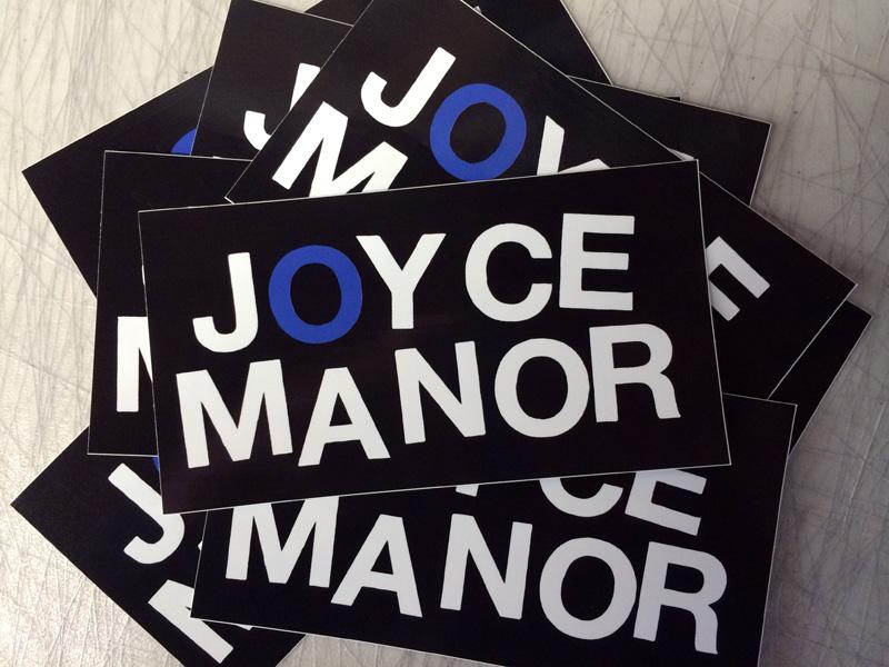 JOYCE MANOR