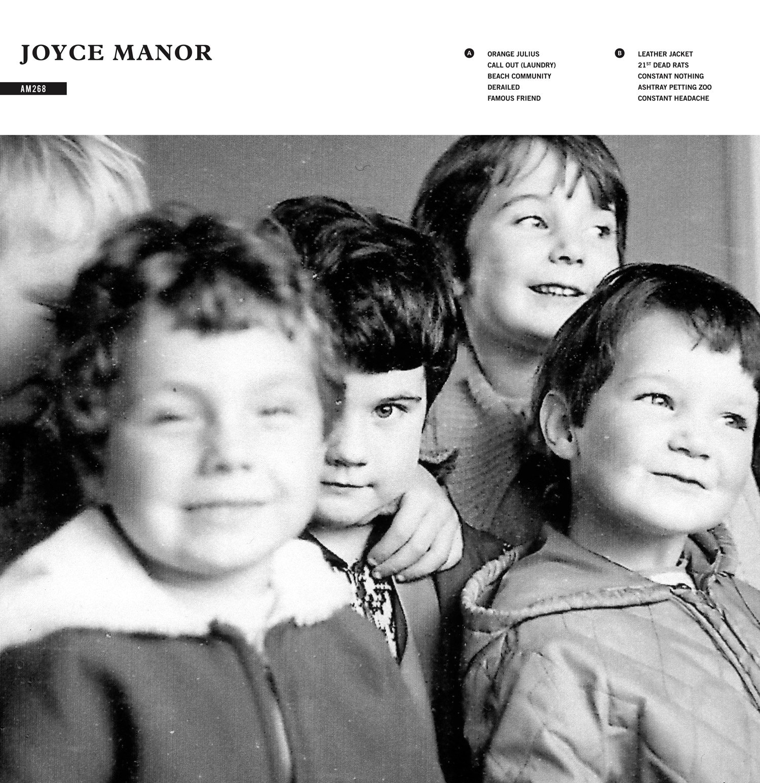 JOYCE MANOR S/T LP