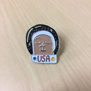 Super Duper - Astronaut Enamel Pin