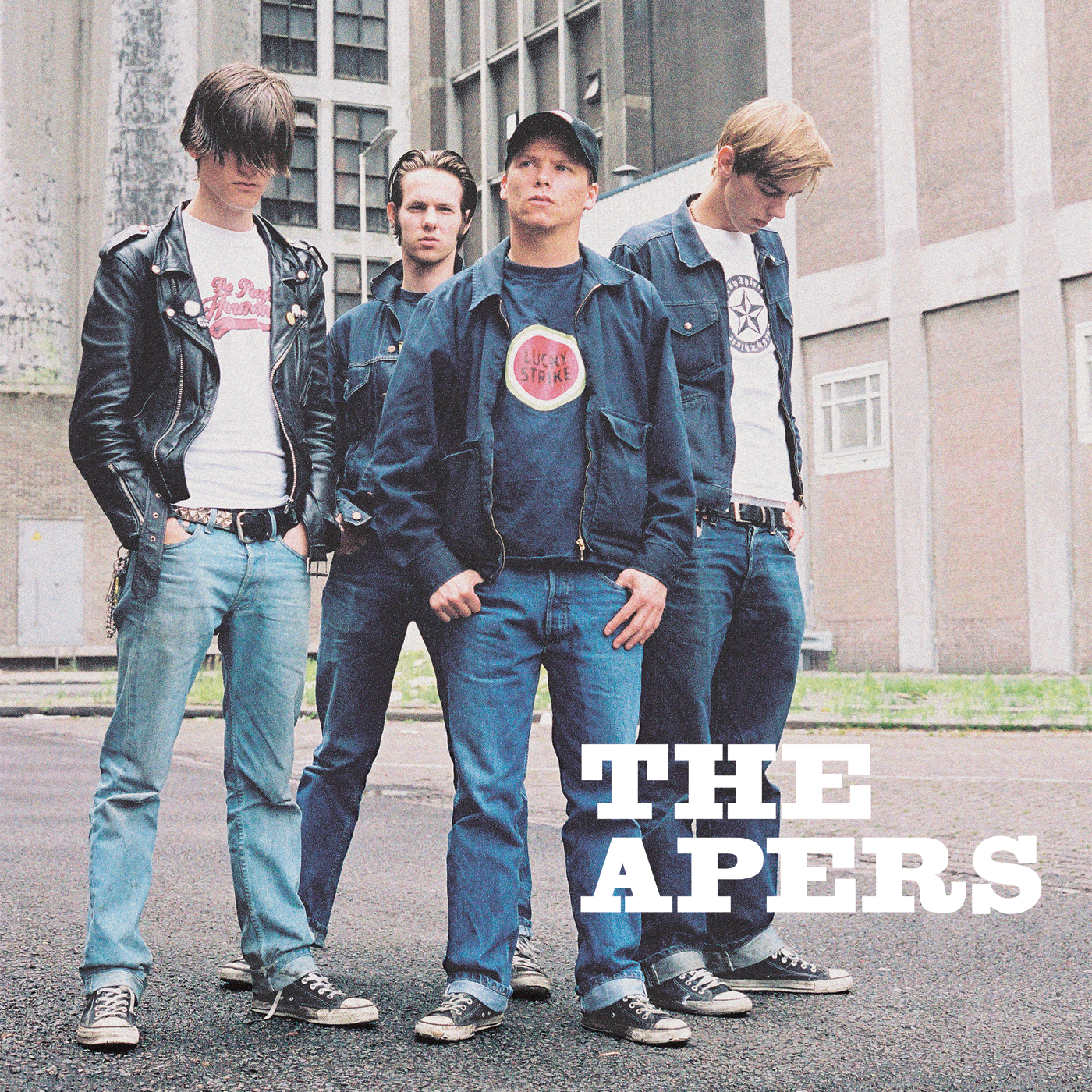 THE APERS S/T LP