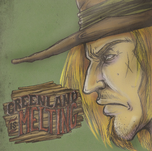 Greenland Is Melting / Jon Gaunt - Split 7