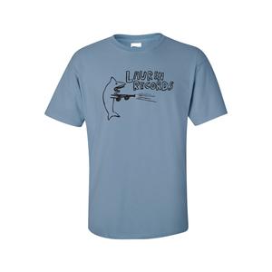 Lauren Records - Shark Shirt (Stone Blue) [SALE: 30% OFF]