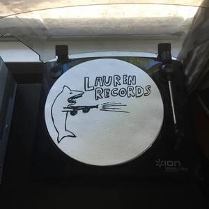 Lauren Records - Shark Slipmat