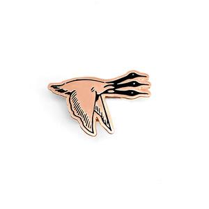 Lost Lust Supply - Goose Enamel Pin