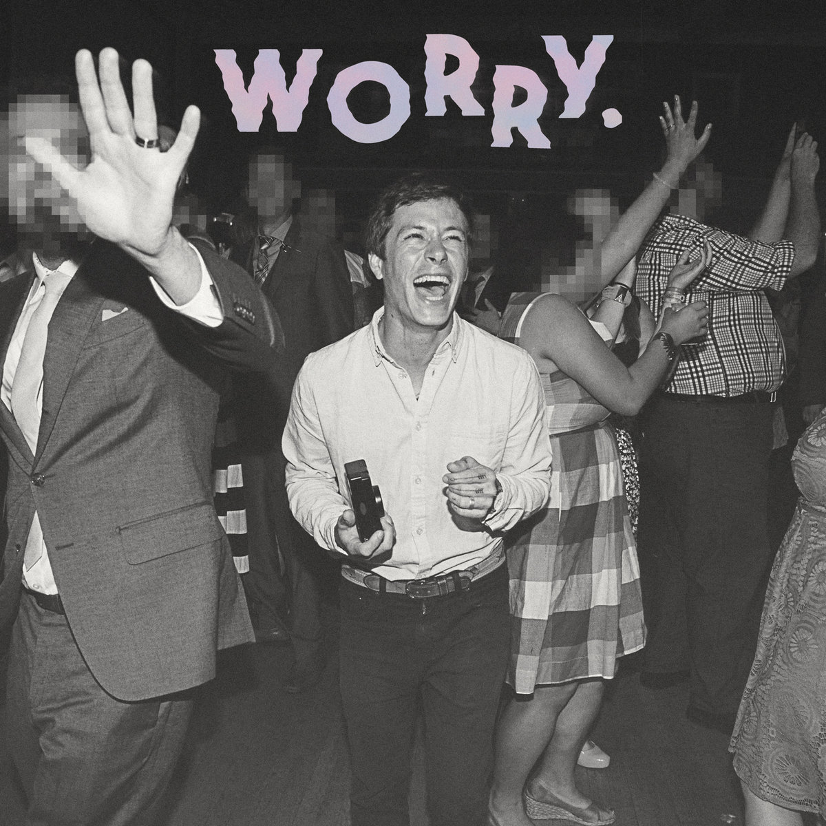 Jeff Rosenstock - Worry. LP / CD