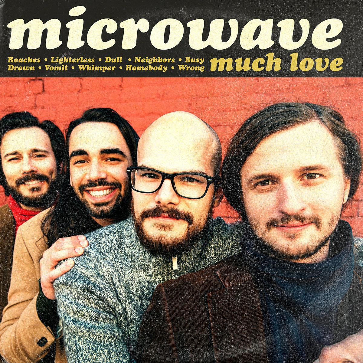 Microwave - Much Love LP