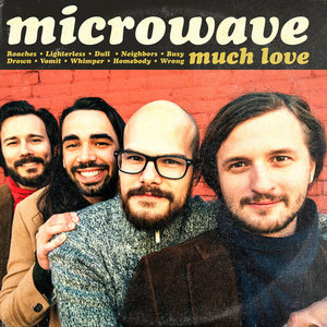 Microwave - Much Love LP