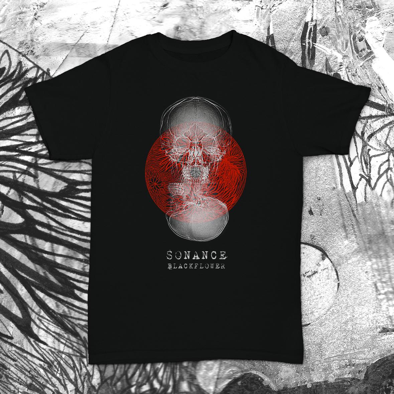 SONANCE - Skull shirt