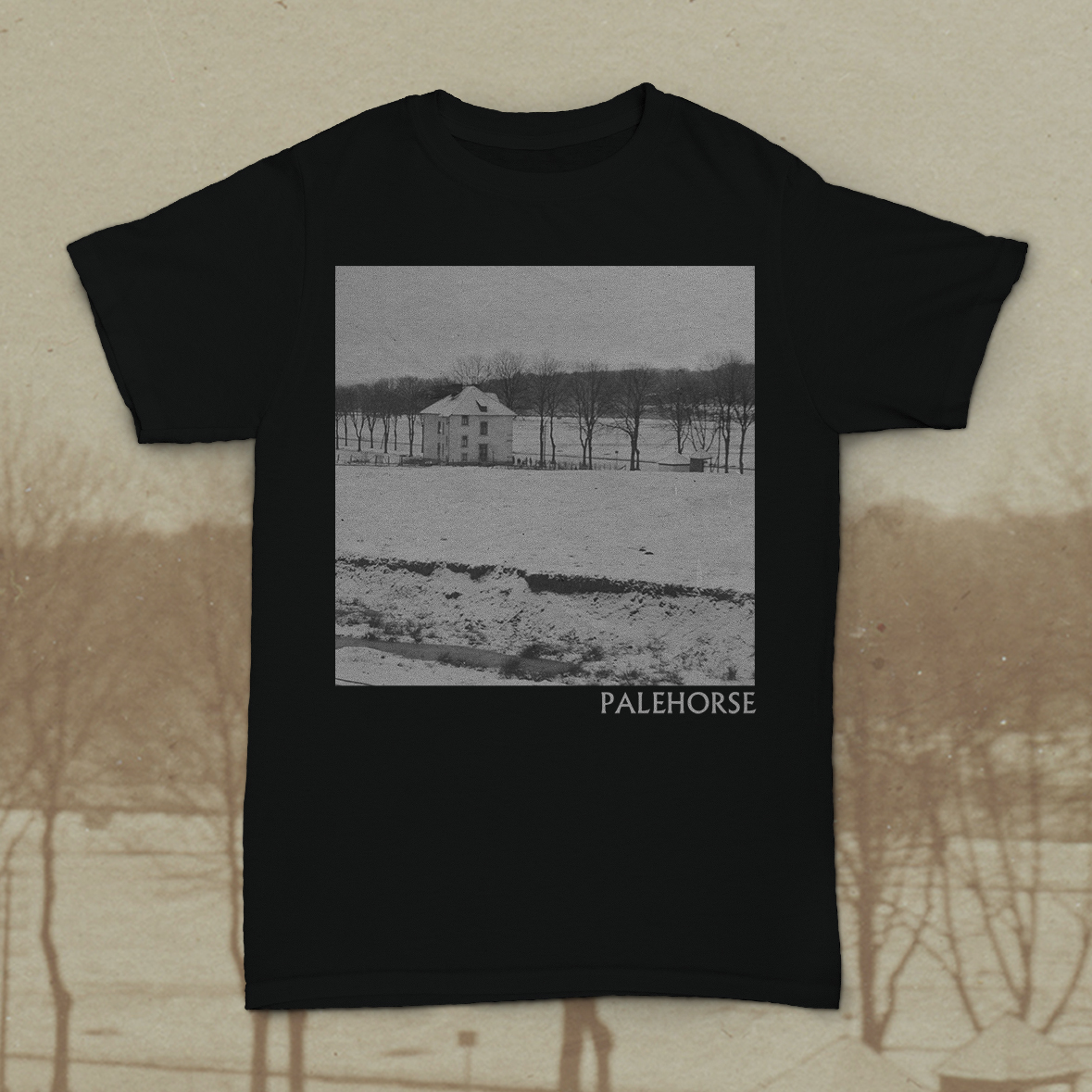 Palehorse - House shirt