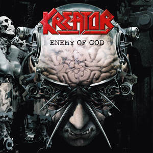 Kreator - Enemy Of God (Re-Release)