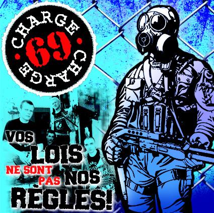 Charge 69 - vos lois ne sont pas nos règles