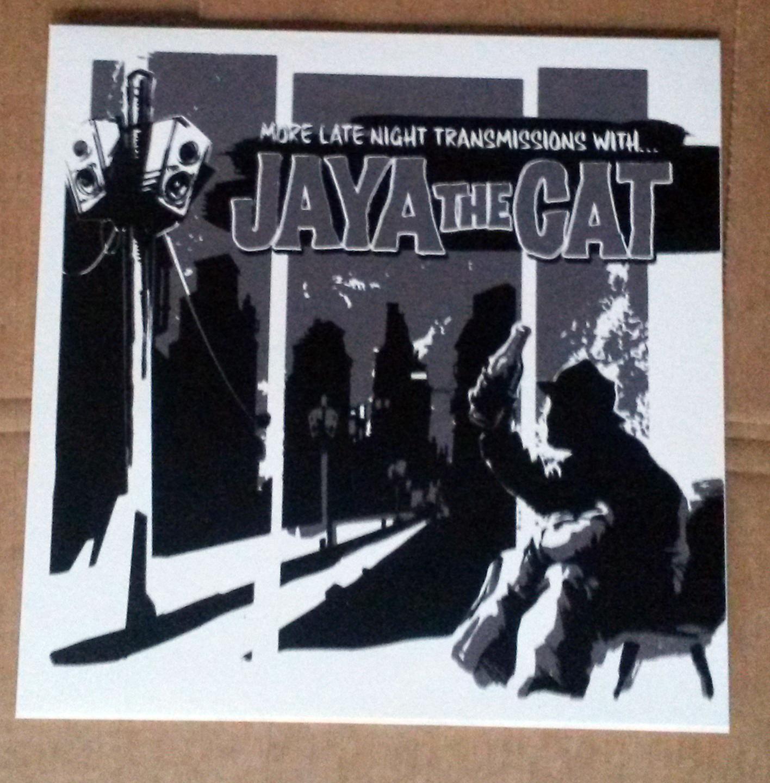 Bomber Music Test Pressings The Skints Jaya The Cat