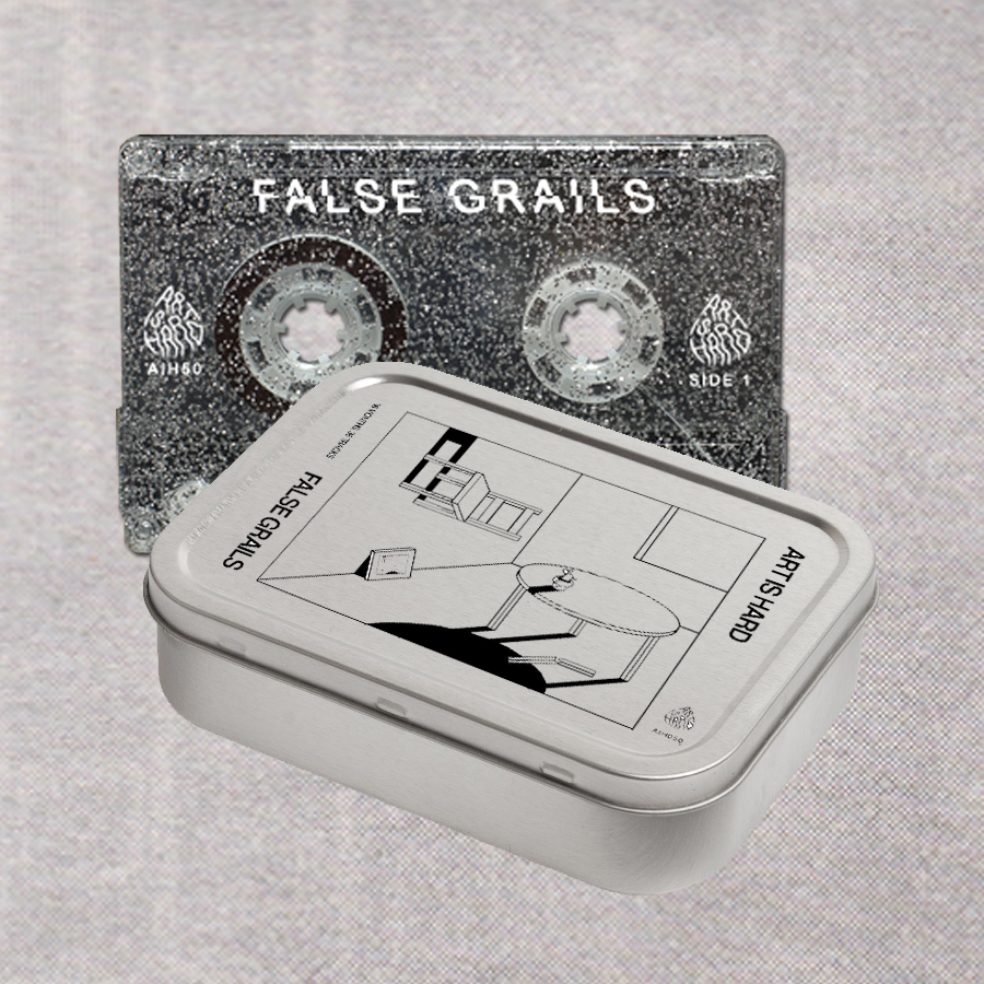 False Grails: 36 track tobacco tin cassette compilation