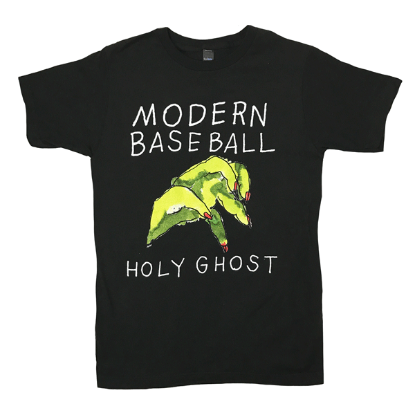 Modern Baseball - Monster Hand Shirt
