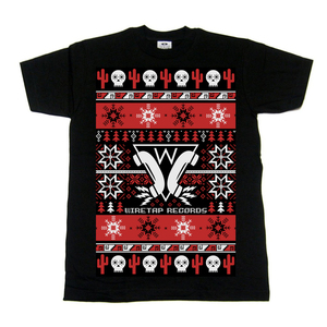 Wiretap Holiday Tee