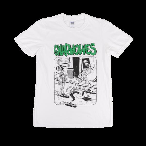 Gnarwolves Street Cru T-Shirt
