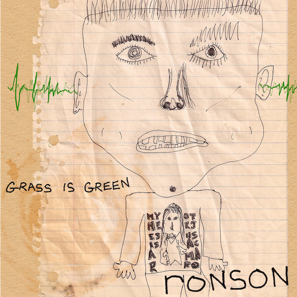 Grass Is Green - Ronson
