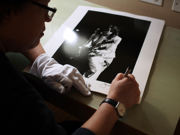 Fine Art Photographic Print: Janet Macoska (1977)