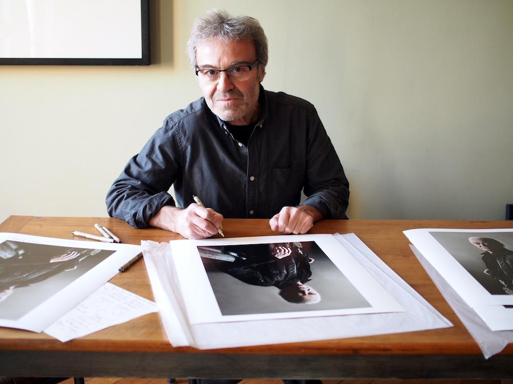 Fine Art Photographic Print: Claude Gassian (2015)