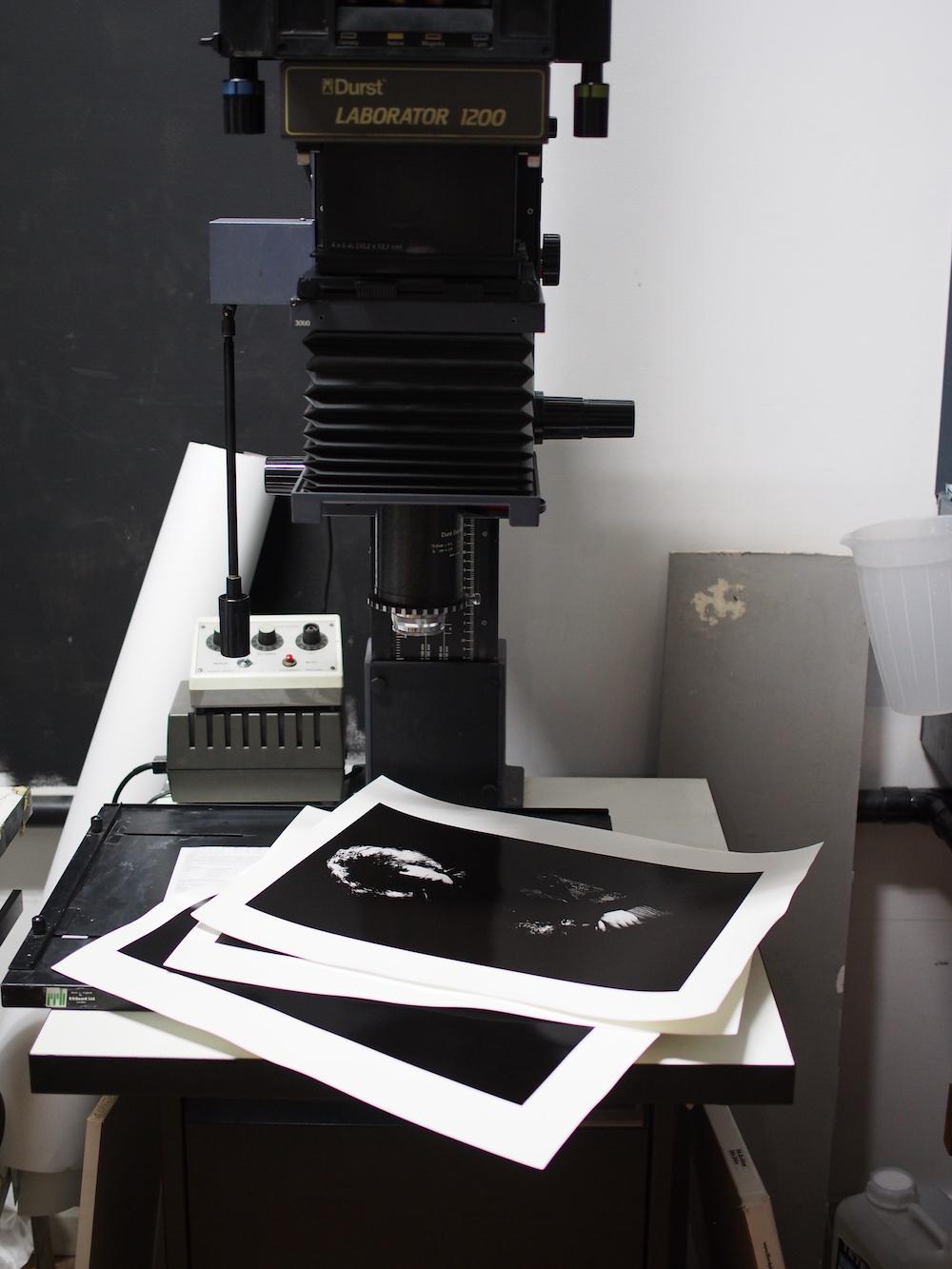 Fine Art Photographic Print: Chris Dreja (1967)