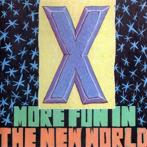 X - More Fun in the New World LP