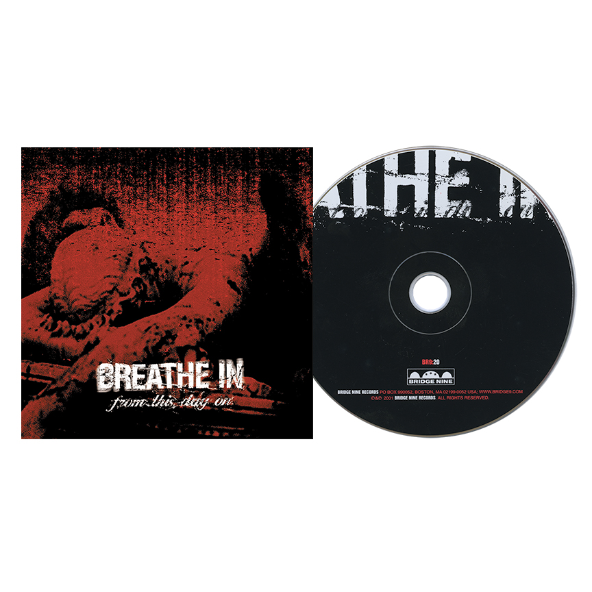 Buy Breathe In From This Day On At Bridge Nine Records