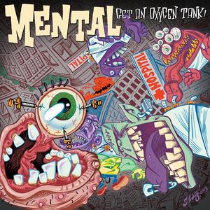Mental 'Get An Oxygen Tank'