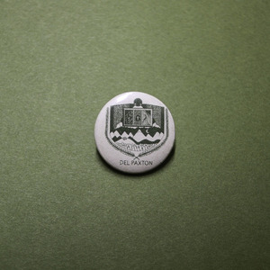 Del Paxton - Crest Button