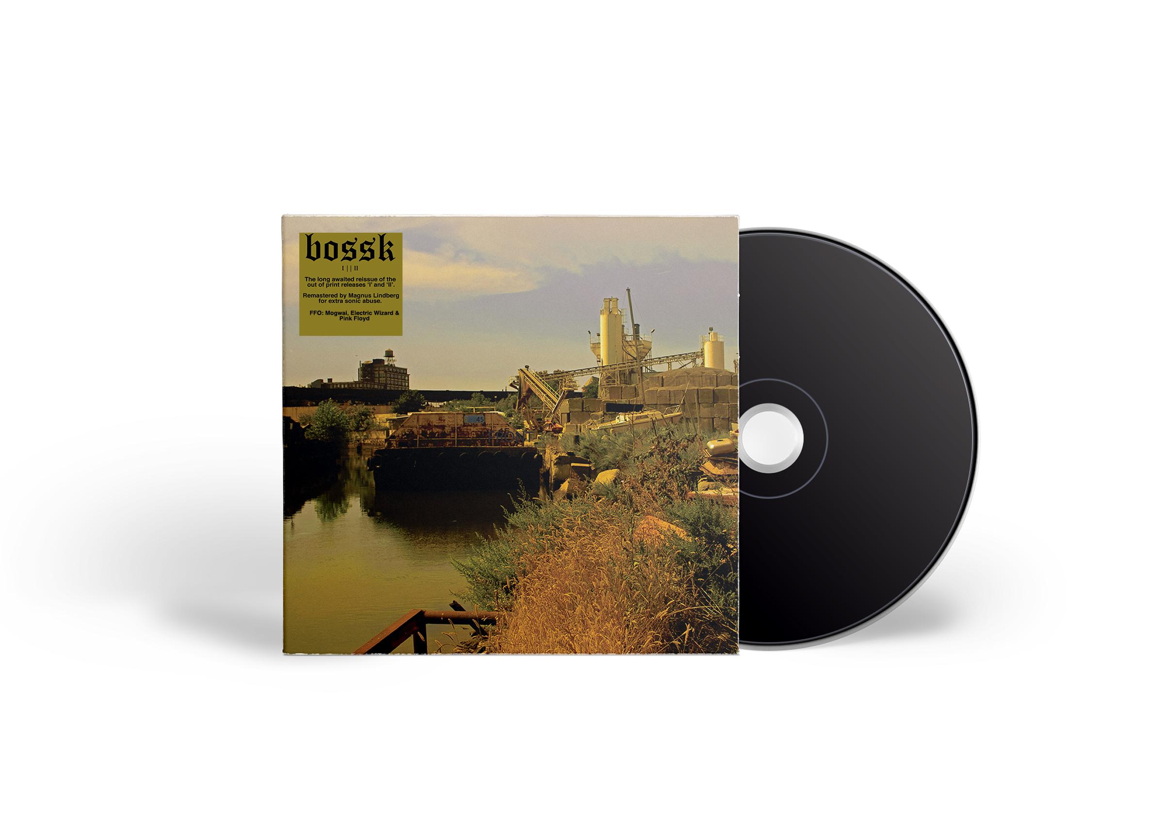 Bossk - I II Reissue