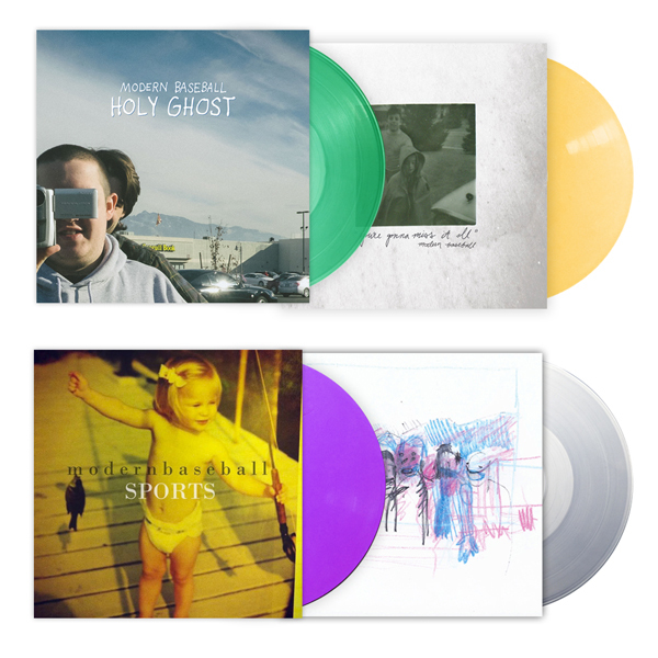 Modern Baseball - Super MOBO Bundle