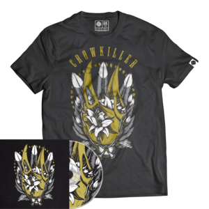 Crow Killer CD + T-Shirt Bundle