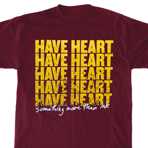 Have Heart 'Something More Than Ink' T-Shirt
