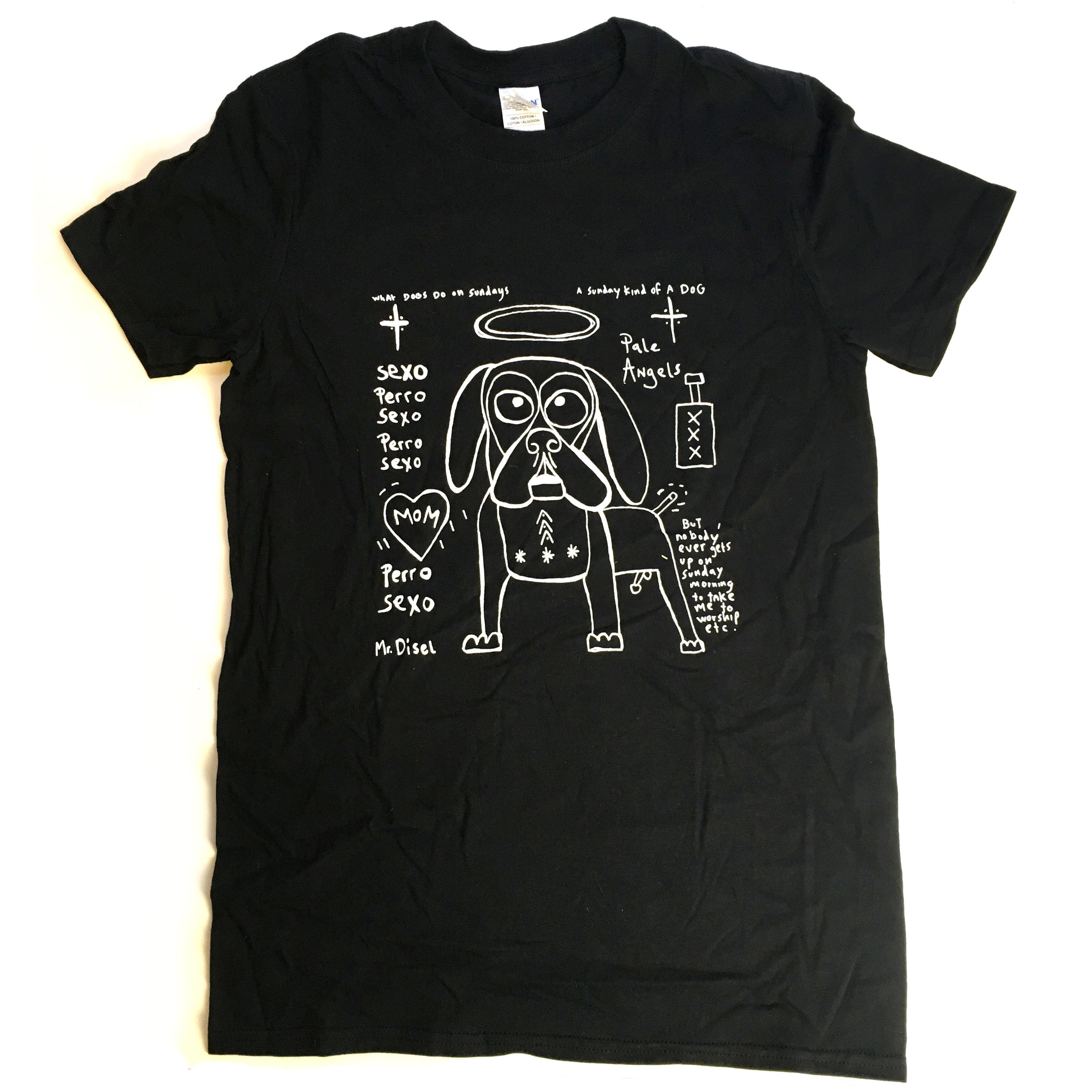 Pale Angels - 'Dog Sunday' Shirt