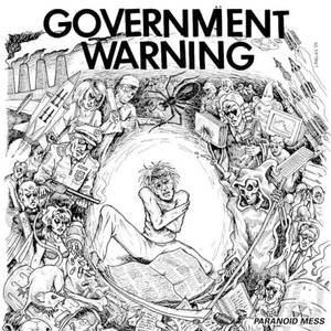 Government Warning - Paranoid Mess