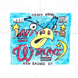 NAPPYNAPPA - New Balance EP *SOLD OUT*