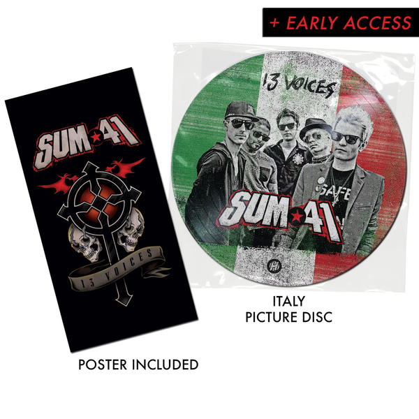 Don't Call It A Sum-Back Vinyl (Italy)