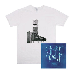 Deadwall - 'The Zero Cliff' - LP + T-shirt Bundle