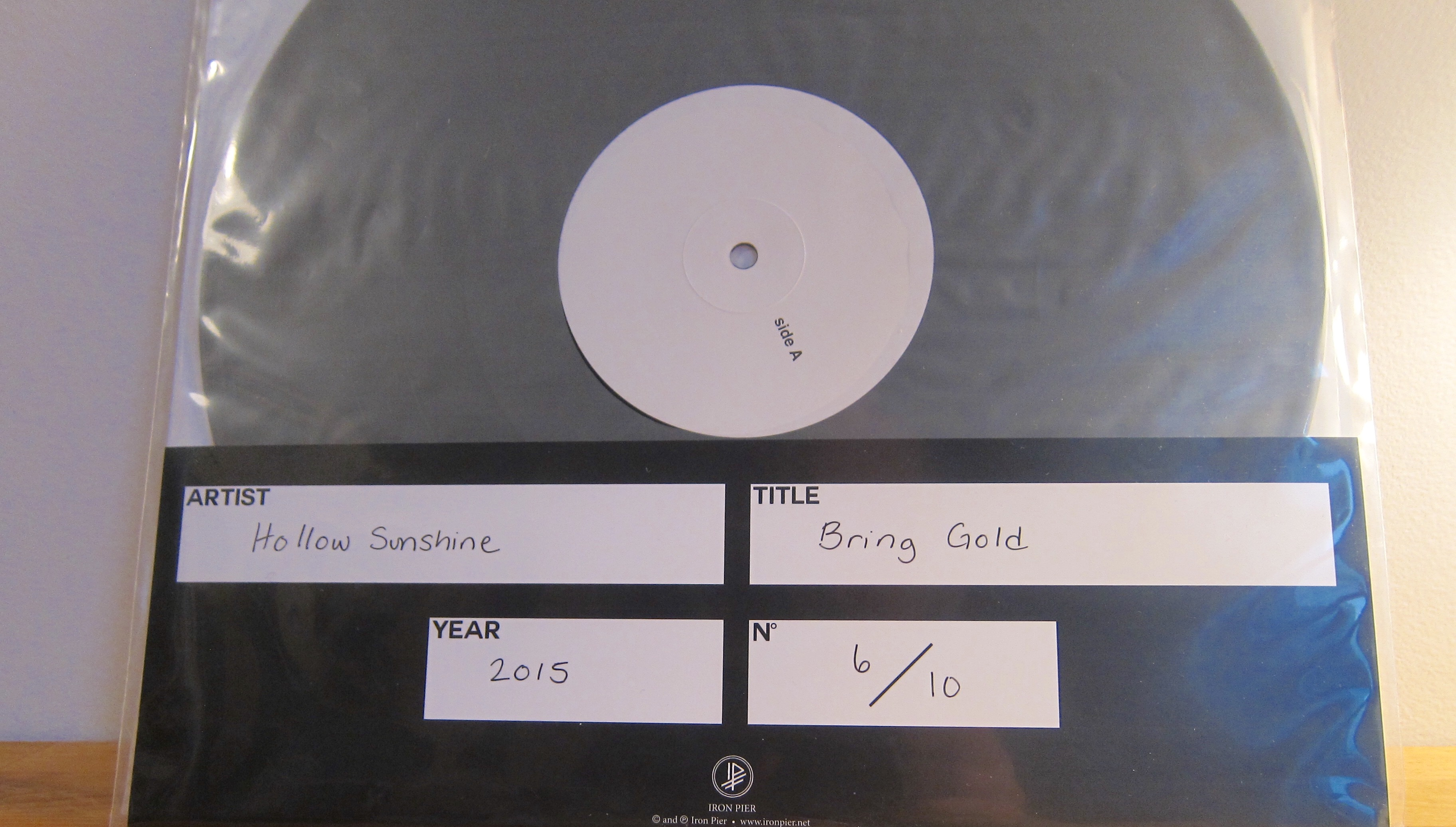 Test Pressings & Collectors Items
