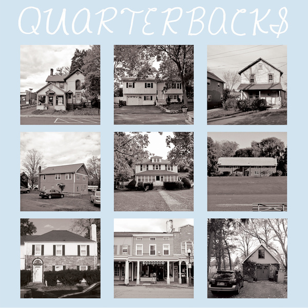 Quarterbacks - S/T Cassette Tape