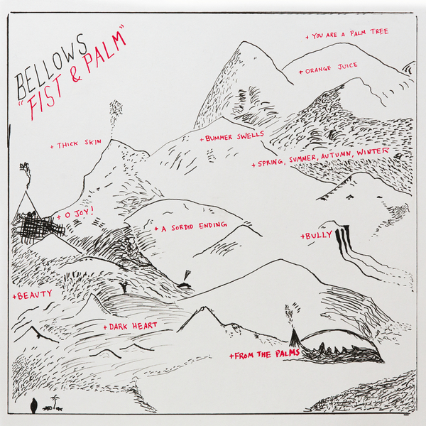Bellows - Fist & Palm LP