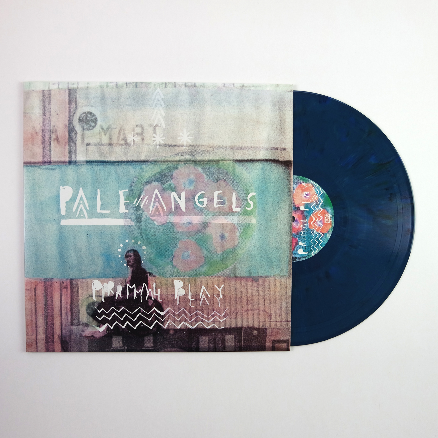 Pale Angels - Primal Play LP