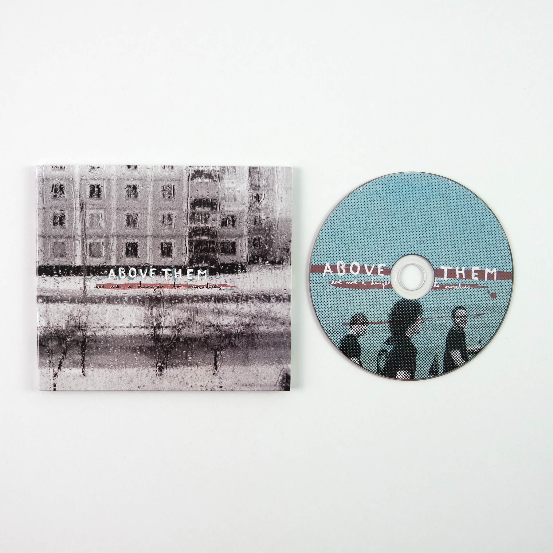 Above Them - Are We A Danger To Ourselves CD / LP