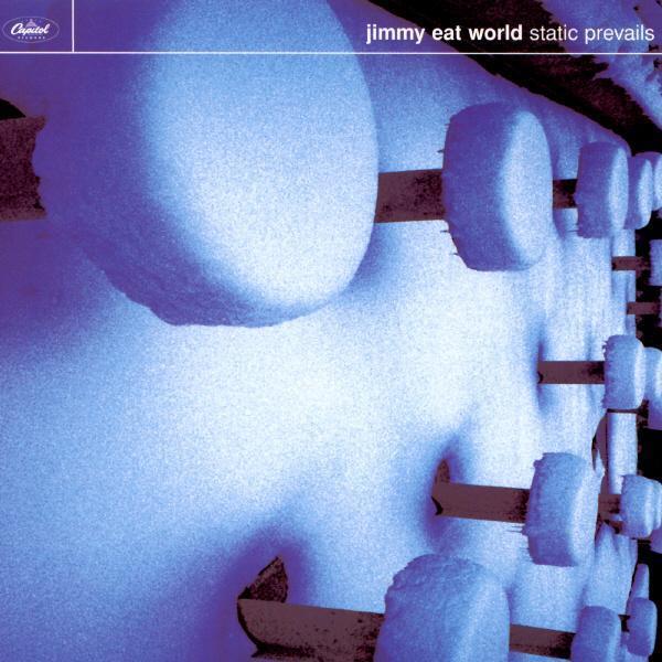 Jimmy Eat World - Static Prevails 140 Gram Edition 2xLP