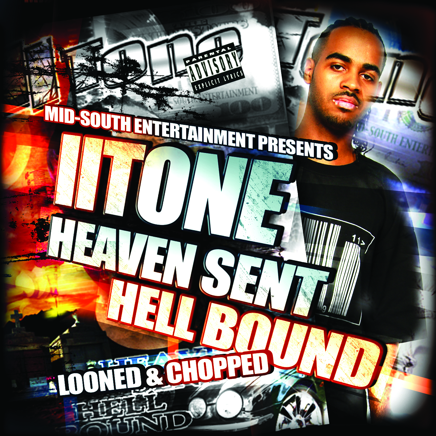 II Tone - Heaven Sent Hell Bound (Looned & Chopped)