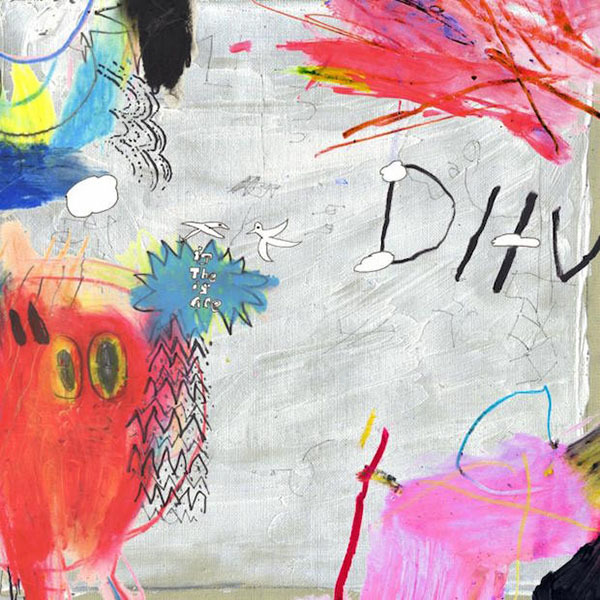 DIIV - Is The Is Are Cassette Tape