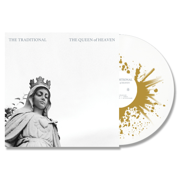 SALE!!!  The Traditional - The Queen of Heaven, LP (Anchor Exclusive)