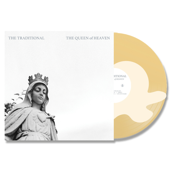SALE!!!  The Traditional - The Queen of Heaven, LP (Band Exclusive)