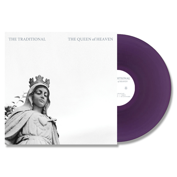 SALE!!!  The Traditional - The Queen of Heaven, LP (Standard Edition)